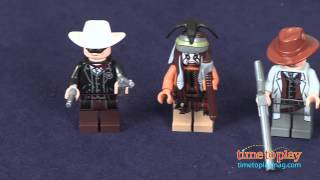 Lego The Lone Ranger Colby City Showdown From Lego
