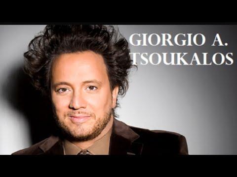 Giorgio Tsoukalos - Ancient Aliens on Dr J Radio LIVE 5-21-15
