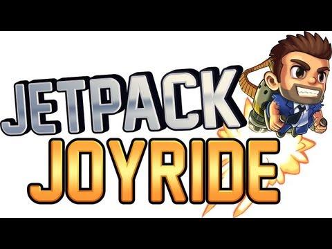RANDOM GAME WEDNESDAY - JETPACK JOYRIDE