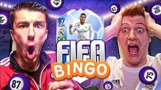 INSANE PACKS IN FIFA BINGO!!! FIFA 18 Pack Opening