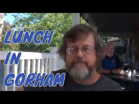 LUNCH IN GORHAM