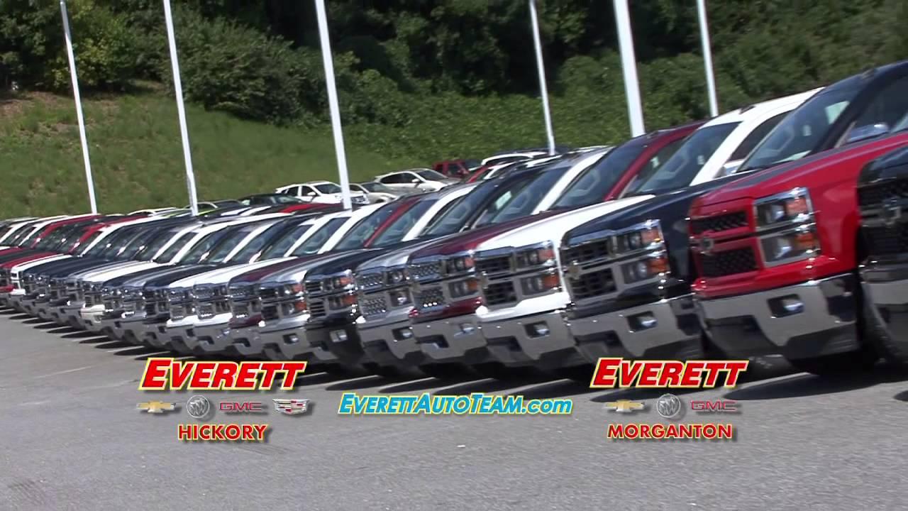 Everett Chevrolet Hickory Nc >> Winter Trucks | Everett Chevrolet Buick GMC Cadillac ...