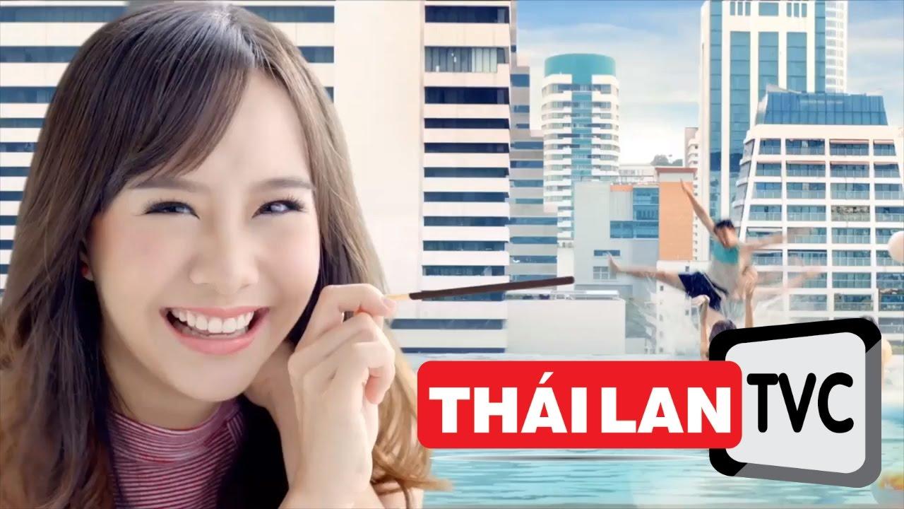 Thailand TVC | Glico Pocky Check in
