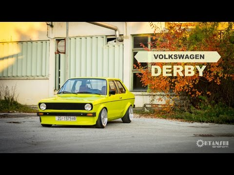 Volkswagen Derby 1979 By Toni | Ep 5