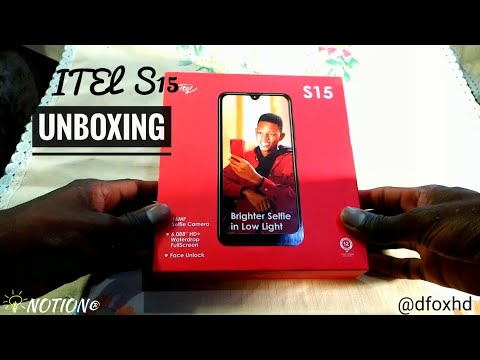 Itel S15 Unboxing & Quick review