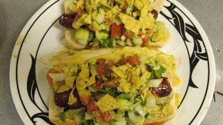 Hot Dogs, Bacon, Mexican Street Style Tijuana Dog