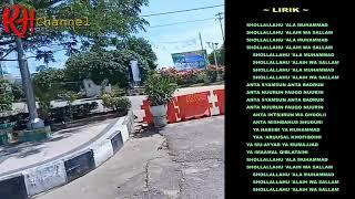 Shallallahu'alamuhammad versi RH Channel