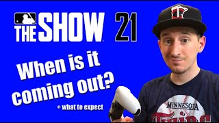 MLB The Show 21 Release Date - My Thoughts