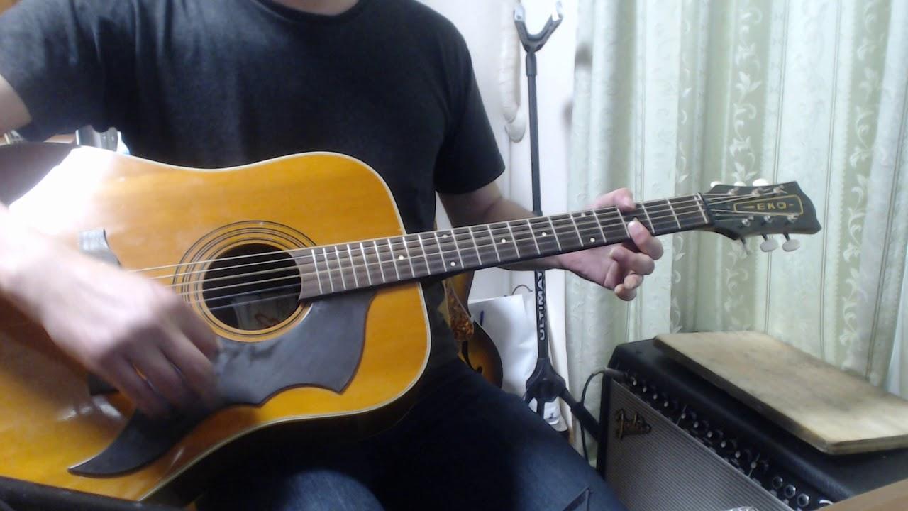 間奏曲49 レム弾き語り Original Song - YouTube