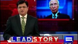 Dunya Kamran Khan Kay Sath - Part 1 | 19 October 2015 | Dunya News