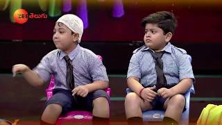 What If Judge's Kids Are Contestants | Episode 11 | Drama Juniors | Zee Telugu