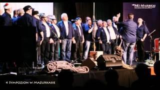 4 Sympozjon w Mazurkasie - koncert Męskiego Chóru Szantowego