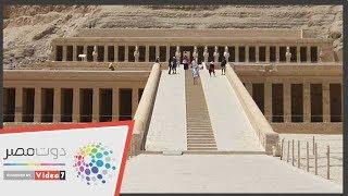 3500 عام ومازال ينبض بالحياة   هنا معبد حتشبسوت