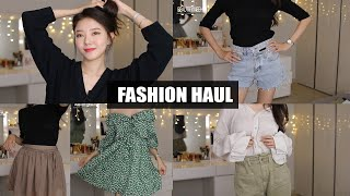 FASHION TRY ON HAUL ♥ ZARA CHUU DABAGIRL