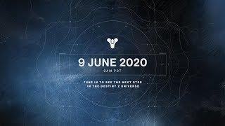 Destiny 2 Reveal - 6/9 @ 9am Pacific