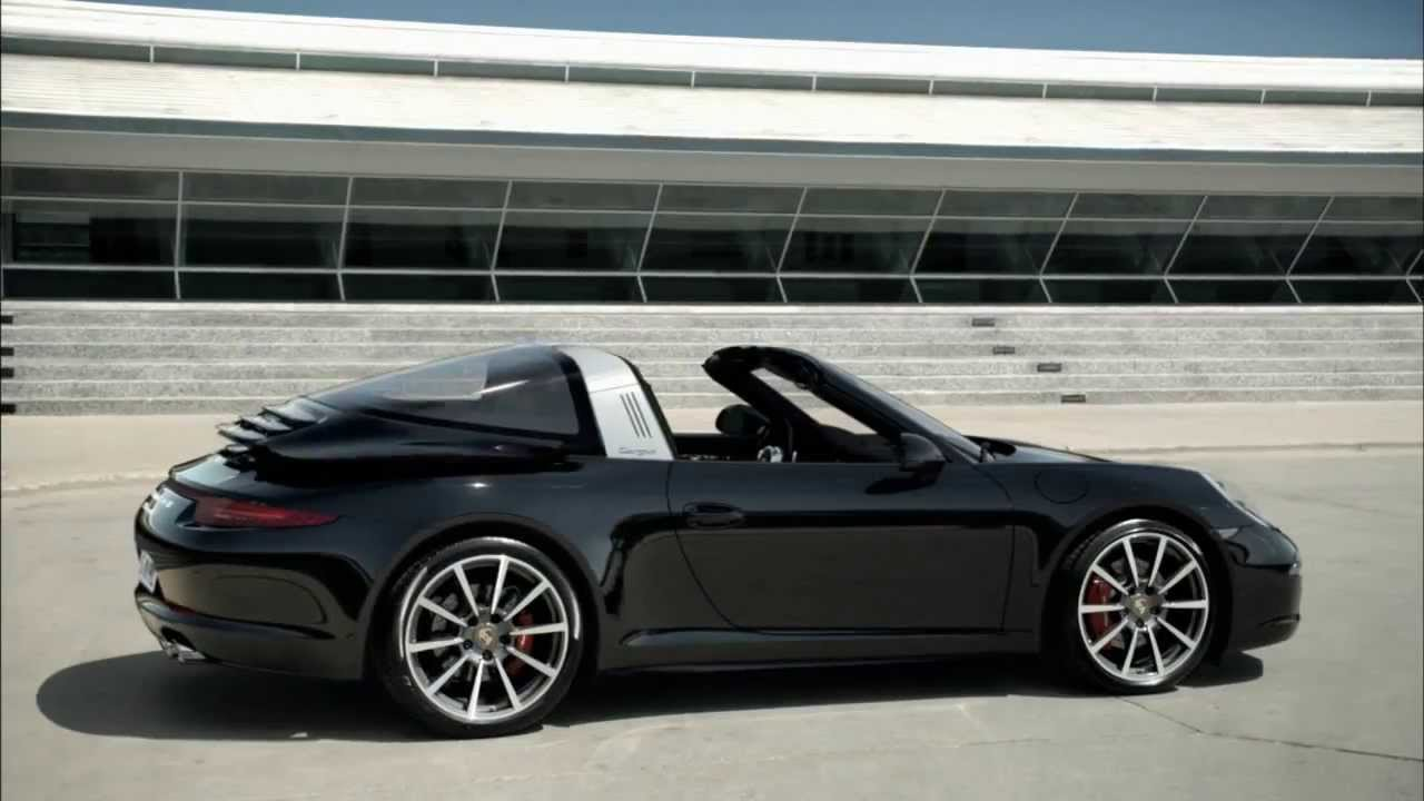 The new 991 targa youtube the new 991 targa sciox Image collections