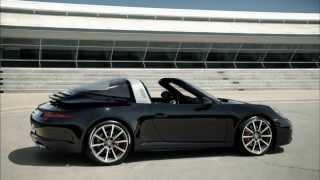 The New 991 Targa