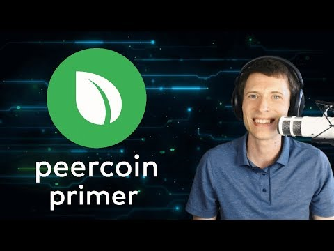 Peercoin Primer #1: Launch