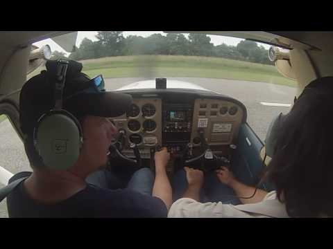 Weiser Airpark (Houston, TX) - PPL FAA Flight Training - Touch & Go