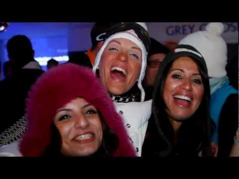 SNOW PARTY - LA SUITE CASABLANCA - 10 JAN 2013