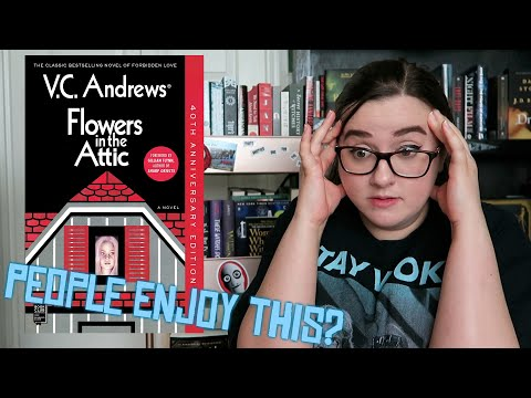 Flowers in the Attic (V.C. Andrews) | Horror Book Review | RANT