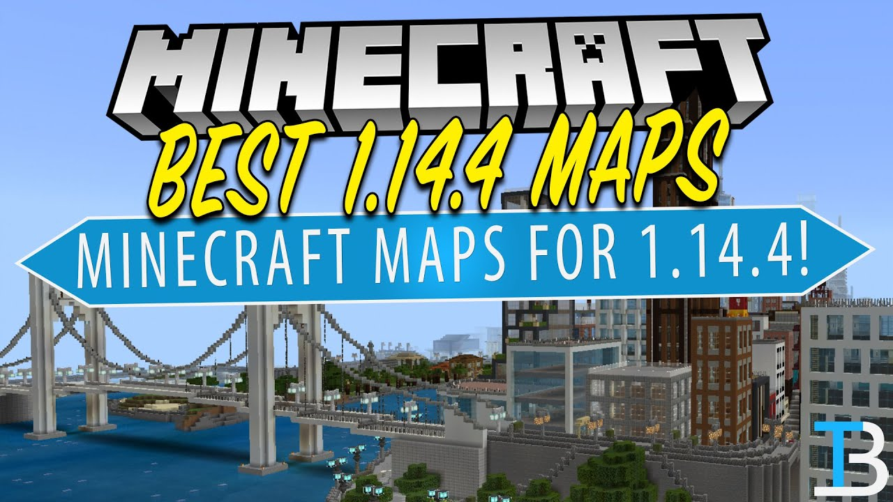 Top 5 Best Minecraft Maps for 1.14.4 Best Minecraft Maps on best adventure maps, best garry's mod maps, best world at war maps, best battlefield maps, best call of duty maps, best zoo tycoon maps, best civ 5 maps, best skate 3 maps, best starcraft maps, best roblox maps, best company of heroes maps, best simcity maps, best clash of clans maps, best google maps, best journey maps, best survival maps, best halo maps, best star wars battlefront 2 maps, best counter strike maps, best unreal maps,