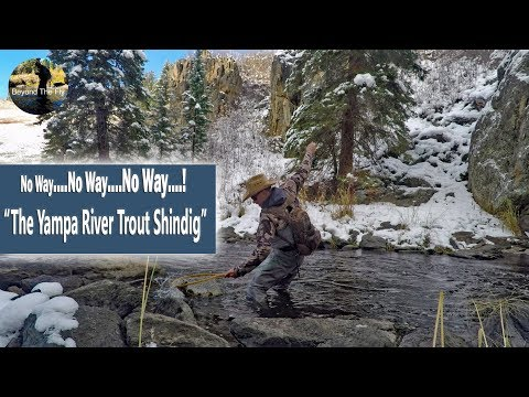 Fly Fishing For The First Time It's The Yampa River - Beyond The Fly | Ep. 2 S. 2