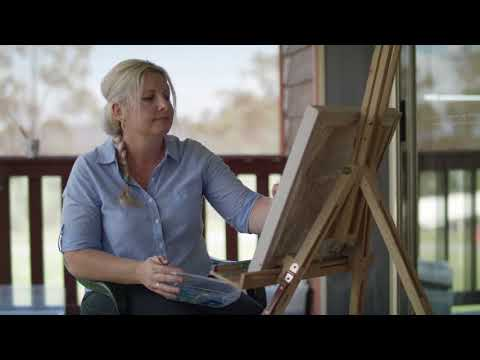 Anglicare's Arts&Minds  Marie Robertson