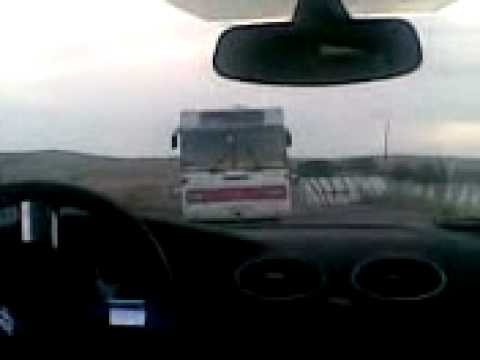 Russian Roadblock - Chechnya