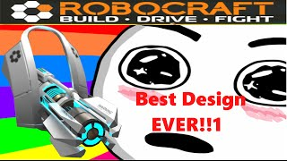 Robocraft, Best Robot Ever!!1!