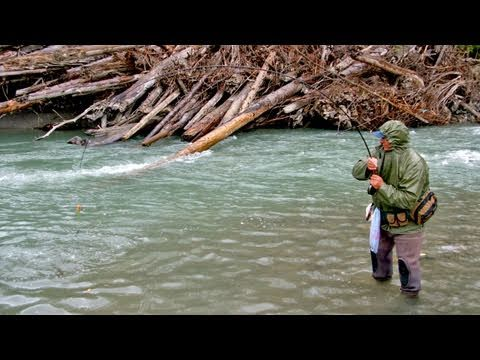 Fishing With Rod:  Short Floating For Coho Salmon, Part One