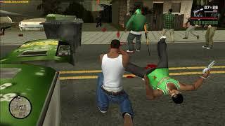GTA San Andreas - Ballas Attack