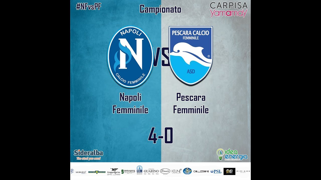Naples vs Pescara