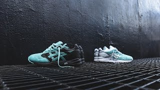 Unboxing from Kith NYC: Asics x Diamond Supply Co.