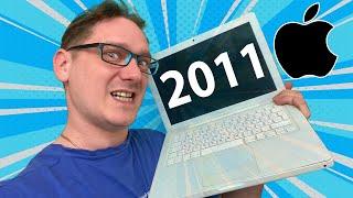 Ретро MacBook 2008 года! Мечта хипстеров! На что он способен спустя 13 лет?