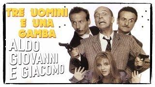 Tre uomini e una gamba - Trailer | Aldo Giovanni e Giacomo