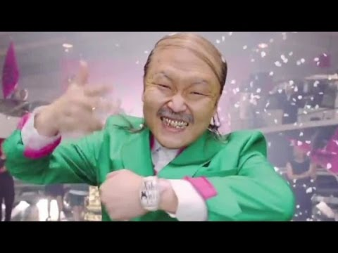 Psy Strikes Back With 'Daddy'