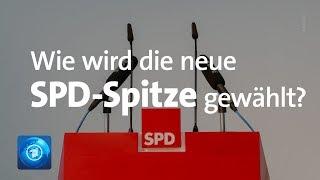 SPD entscheidet über Wahl zur Parteiführung - gibt es eine Doppelspitze?