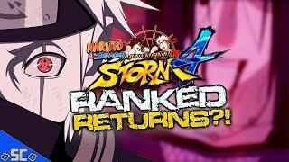 The Return Of RANKED BATTLES? - ONLINE Ranked Ep.34   NARUTO Shippuden Ultimate Ninja STORM 4【60ᶠᵖˢ】