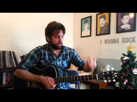 Haim - Don't Save Me (Guitar Chords & Lesson) by Shawn Parrotte
