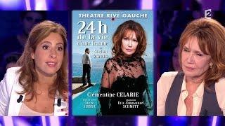 Clémentine Célarié - On n'est pas couché 16 mai 2015 #ONPC