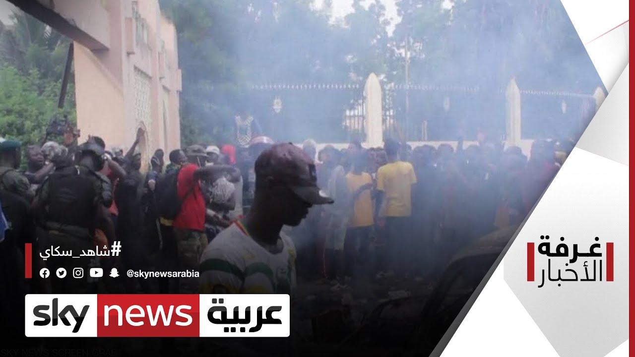 تشاد.. انتخابات وتمرّد ومعارك واغتيال | #غرفة_الأخبار  - نشر قبل 2 ساعة