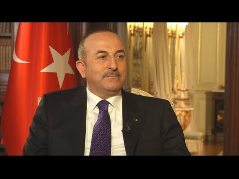 The Interview: 'We might start an operation in Syria's Manbij,' says Turkish FM Mevlüt Cavusoglu