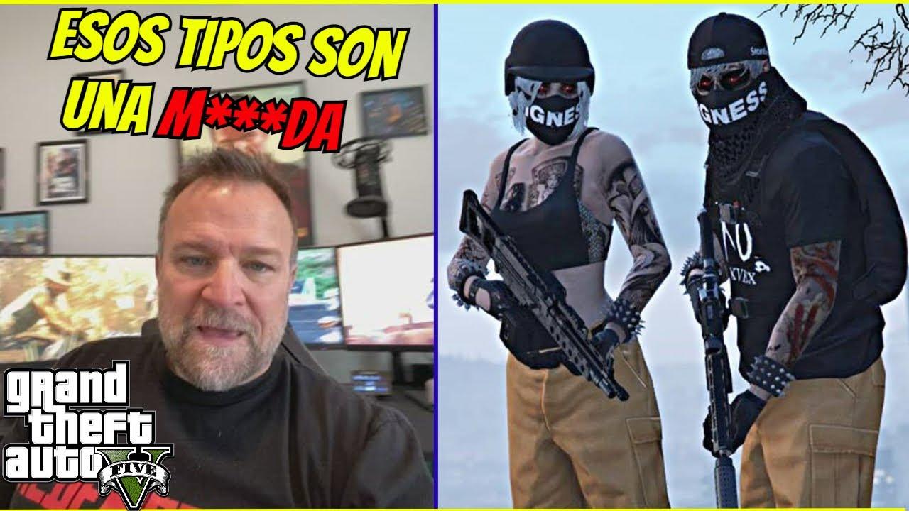 !EL ACTOR DE MICHAEL DICE QUE LOS TRYHARDS SON UNA MIE❌🤬| Noticias de GTA ONLINE #4