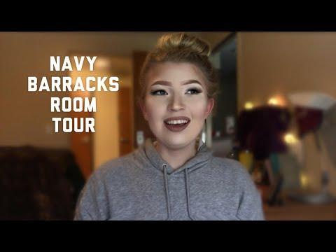 Navy Barracks Room Tour