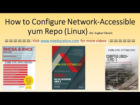 How to Configure Network-Accessible yum Repo on CentOS7 / RHEL7