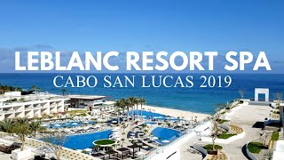 Best All-Inclusive in Cabo San Lucas | LeBlanc Spa Resort Los Cabo | Honeymoon Suite Room Tour