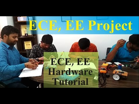 Best ECE Projects - Electrical Engineering And Communications Project