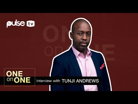 Tunji Andrews On The Poor State of The Nigerian Economy | Pulse TV