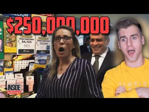 People Who Won The Lottery (Best Reactions)